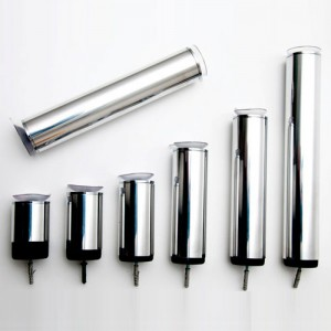 Prolongador de Alumínio para Vidro
