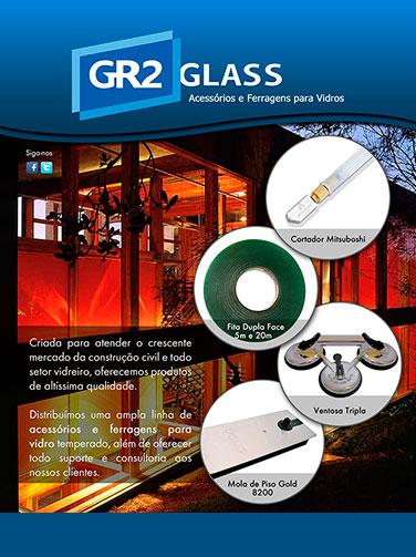 GR2 GLASS - Acessórios e Ferragens para Vidros