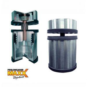 Botão Prolongador de Aço Inox