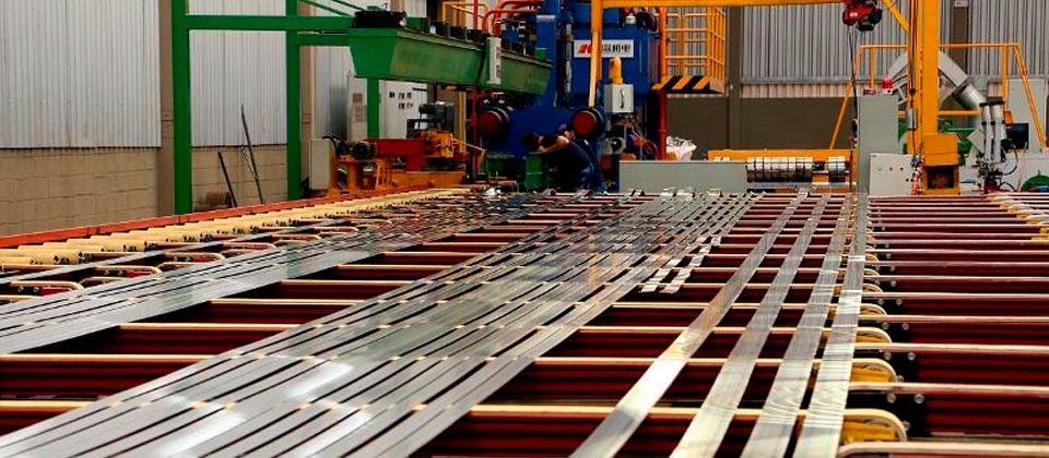 barras de alumínio GR2 Glass
