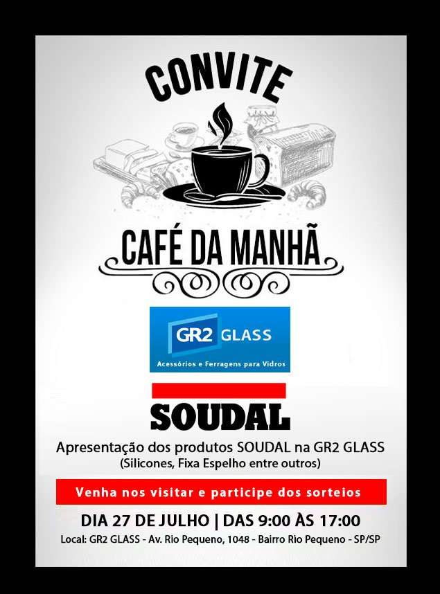 Convite GR2 GLASS