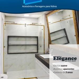 box elegance dourado