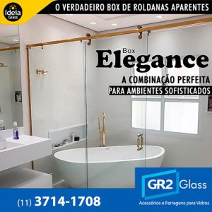 Box Elegance combinação perfeita ambientes sofisticados
