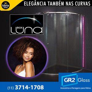 Box Luna elegância também nas curvas